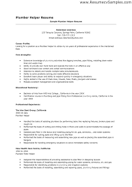Pipefitter Resume Samples by Resume Example Resume Helper Template Free Free Resume Helper