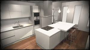 breakfast kitchen island modern kitchen island with ceramic hob and breakfast bar gas