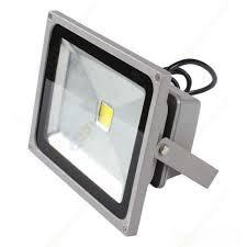 outdoor spotlights 20w led 120deg beam angle 25m irradiation
