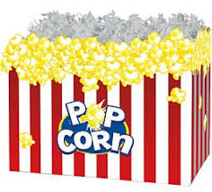 popcorn baskets popcorn gift box decorative base for gift baskets lg