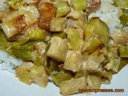 cuisiner poireaux poele recette poêlée de panais et poireaux maman presséemaman pressée