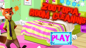zootopia room cleaning u0026 foot doctor free games for kids