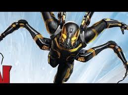 yellowjacket ant man