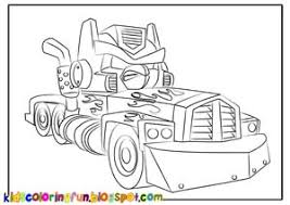 angry birds transformer optimus prime coloring pages free