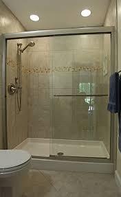 Small Bathroom Tile Designs With Kohler Fluence Frameless Shower - Kohler bathroom design