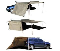 Fox Awning Oztent Foxwing Awning Tapered Zip Extension Panel Tents