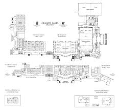 Floor Plan Com by Floor Plans Grande Lakes Orlando Resort Hotel Jw Marriott