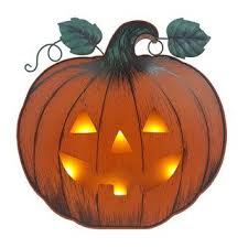light up jack o lantern celebrate halloween together light up jack o lantern table decor