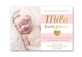 etsy birth announcement photo cards popsugar