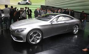 luxury mercedes benz mercedes benz concept s class coupé photos and info u2013 news u2013 car