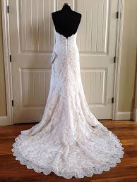 essense of australia d1692 with lace jacket wedding dress on tradesy