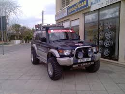 modified mitsubishi 9995gto 1994 mitsubishi pajero specs photos modification info at