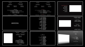 10 free film end credits template for after effects youtube