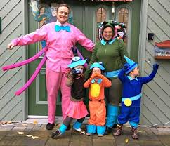 Captain Barnacles Halloween Costume Family Halloween Costumes Pickle Planet Moncton