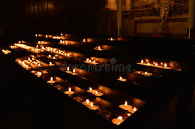 light a candle for someone prayer candles stock image image of visitors hopes 58528033