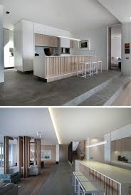 Pendant Kitchen Island Lighting by Kitchen Island Lighting Idea Use One Long Light Instead Of