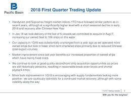 trading pattern shipping pacific basin shipping pcfby q1 trading update slideshow