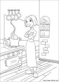 coloriage cuisine coloriage colette en cuisine colette en cuisine coloriage cuisine