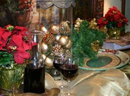 christmas candle centerpiece ideas centerpiece ideas lovetoknow