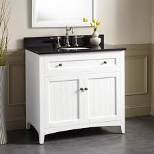 White Bathroom Vanity Cabinets by 36