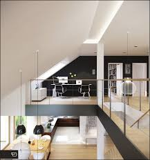 office interior ideas mezzanine home office interior design ideas