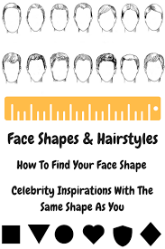 how to find your face shape and the best hairstyles for you