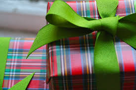 tartan wrapping paper coordinated wrapping plaid tartan and wrapping papers