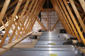 Hipped Roof Loft Conversion Telebeam Loft Conversion In Build Shots Attic Designs