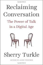 How Much Fabric Do I Need To Reupholster A Chair Amazon Com Reclaiming Conversation The Power Of Talk In A