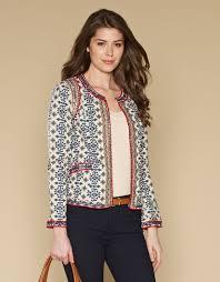 mathilde print jacket grey monsoon fashion style pinterest