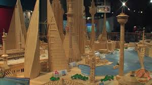 toothpick city ii the largest toothpick structure on the planet