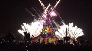 disney illuminations disneyland paris 25th anniversary youtube