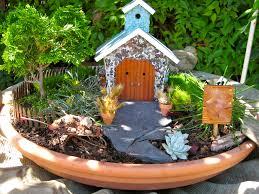 mini garden in terracotta dish gardens and plants pinterest
