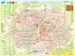Munich Germany Map by Impressum