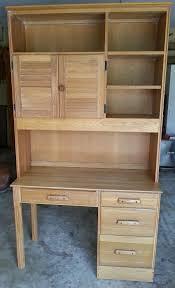 Oak Desk With Hutch A Brandt Ranch Oak Desk Hutch Chair Light Cowboy Classics