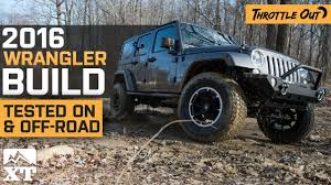 built jeep rubicon jeep wrangler jk built for on road tested off road how u0027d it