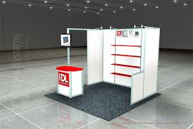 Simple Booth Design