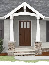 bungalow style bungalow style portico atlanta georgia exovations