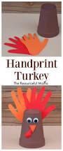 handprint turkey craft thanksgiving turkey thanksgiving and craft