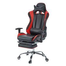 fauteuil siege baquet fauteuil de bureau façon siège baquet rallye noir et achat