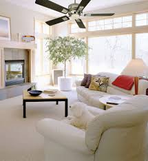 Living Room Ceiling Fans Contemporary Ceiling Fans For A Cozy Room Traba Homes