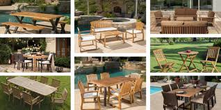 best teak patio furniture sets beachfront decor