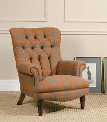 Tannahill Furniture Ltd Blog  Harris Tweed Sofas And Chairs With - Harris furniture