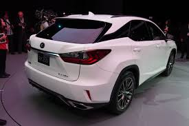 new lexus suv 2015 india new york 2015 2016 lexus rx bows the truth about cars