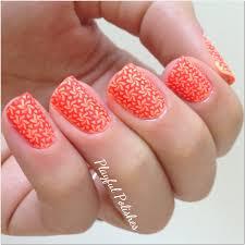 playful polishes fun nail stamp