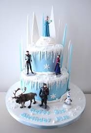 frozen birthday cake miss cupcakes archive 2 tiered disney frozen cake