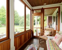 heating and cooling ideas for screened in porches modernize