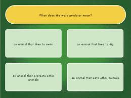 context clues quiz game education com