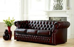 Chesterfield Leather Sofa Bed Richmond Leather Chesterfield Sofa Beds