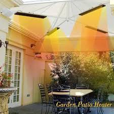 Misters For Patio by Garden Patio Fan Water Misting Palm Tree Patio Heater And Mister